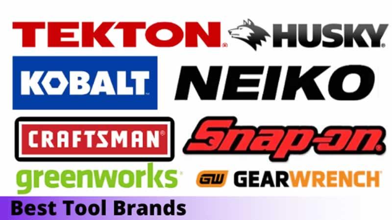 Best Tool Brand