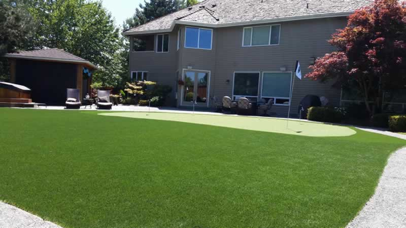 Can weeds grow through synthetic grass - perfect artifical lawn
