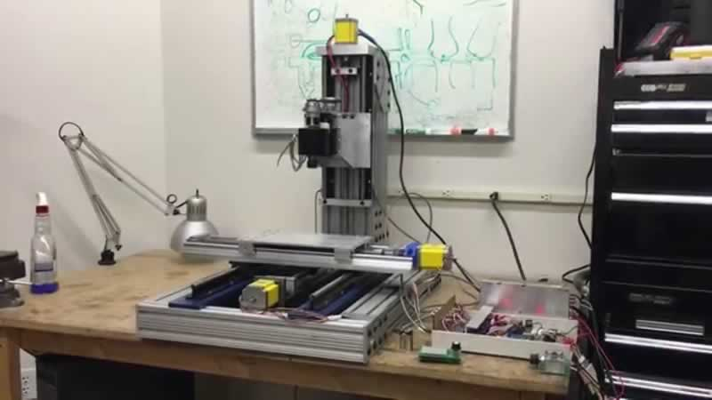 DIY CNC Milling Project Ideas