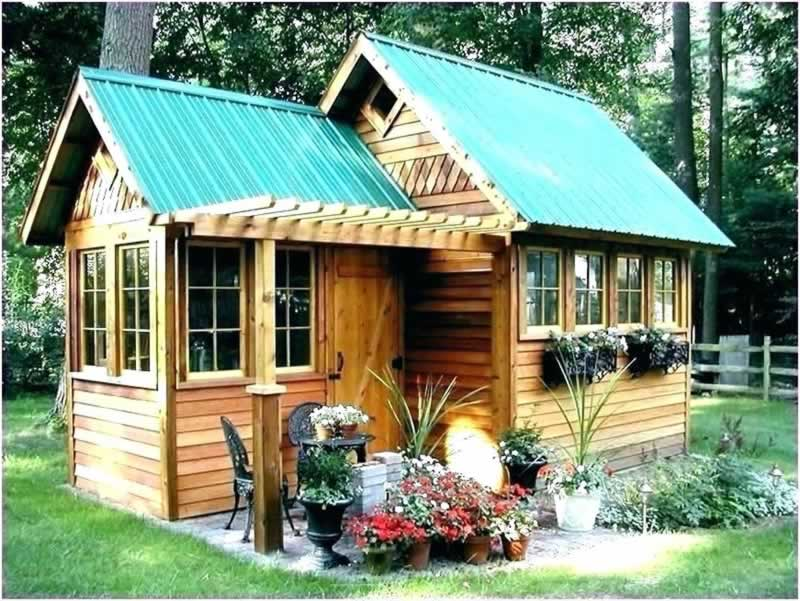Do You Need a Permit to Build a Shed - adorable garden shed