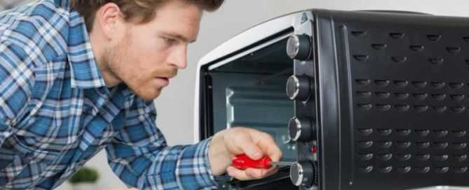Electrical Home Appliances - Self Repair At Home - microwave