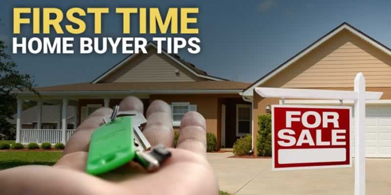 First Time Home Buyer Tips - for sale