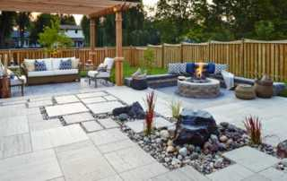 How Can Hardscaping Benefit Your Lawn and Landscape - amazing backyard