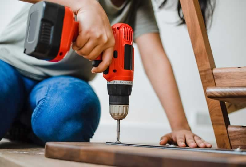 How Can a Home Remodel Lead to an Injury - power tool