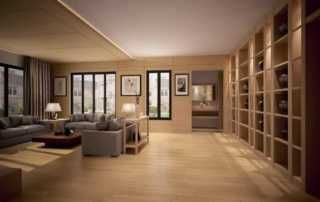 How Interior Design Affects Your Health - wooden floor