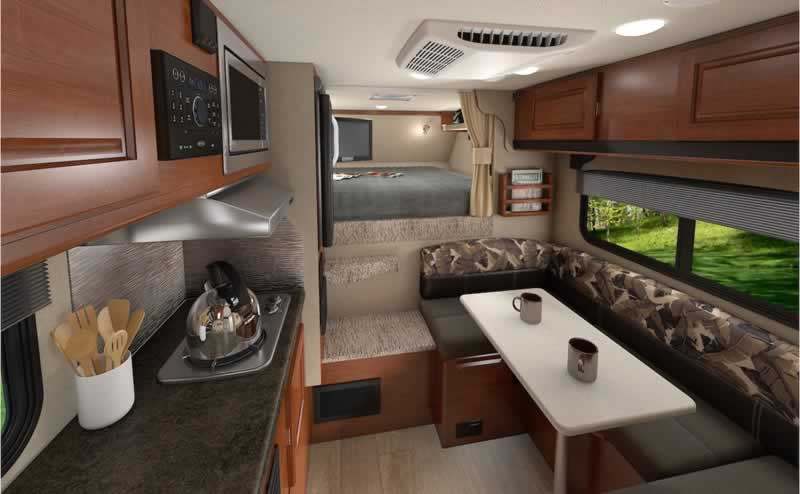 How important is space in a camper - amazing RV