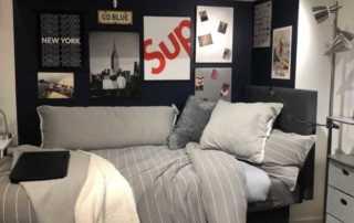 How to Furnish Your Dorm Room - amazing dorm room