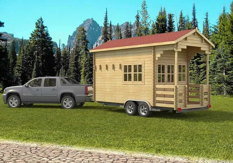 Know How Mobile Homes Can Be A Good Choice - tiny house