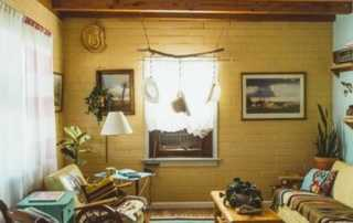 Most practical home design styles - exposed beams