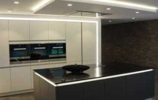 New construction features you can include in your home - cabinet lighting