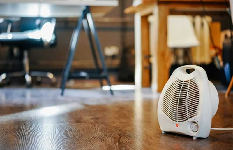 Safety Tips for Using Temporary Heating Devices - heater