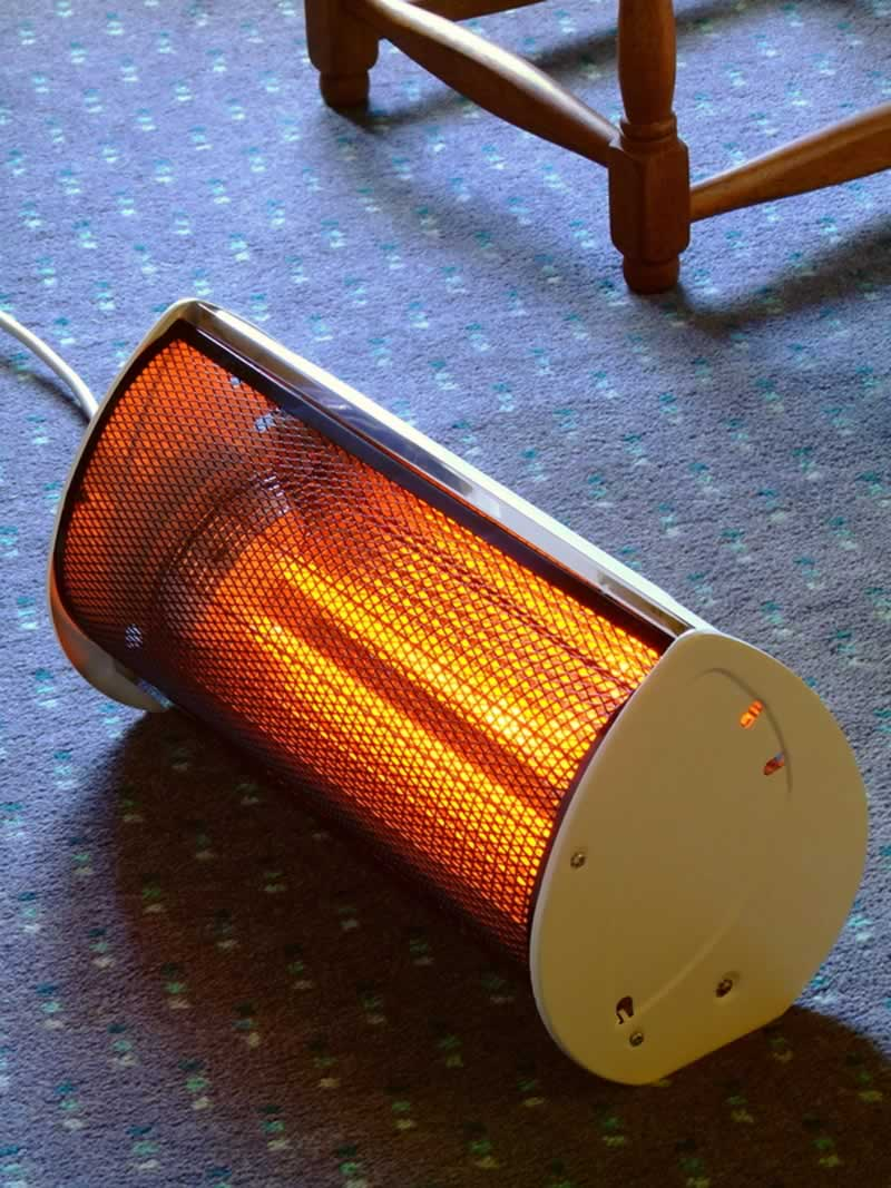Safety Tips for Using Temporary Heating Devices