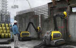 Technology Offers New Ways To Build for the Construction Industry