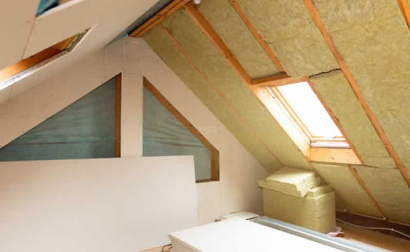 Tips for Insulating your Home - attic