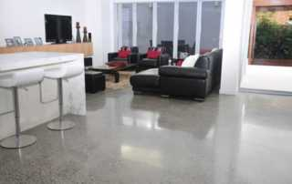 Top Reasons Why You Should Invest in Polished Concrete - living room