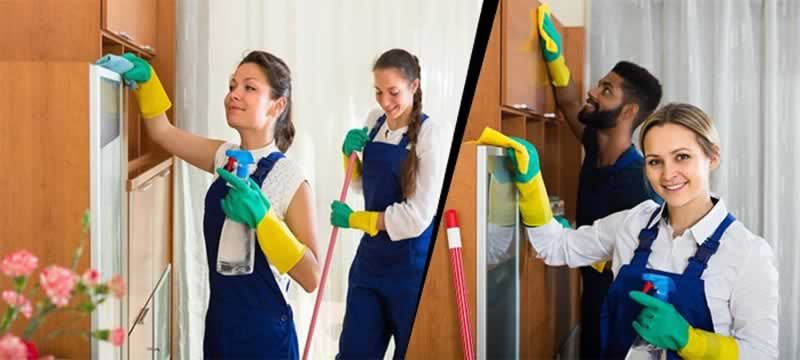 Using A Commercial Cleaning Service