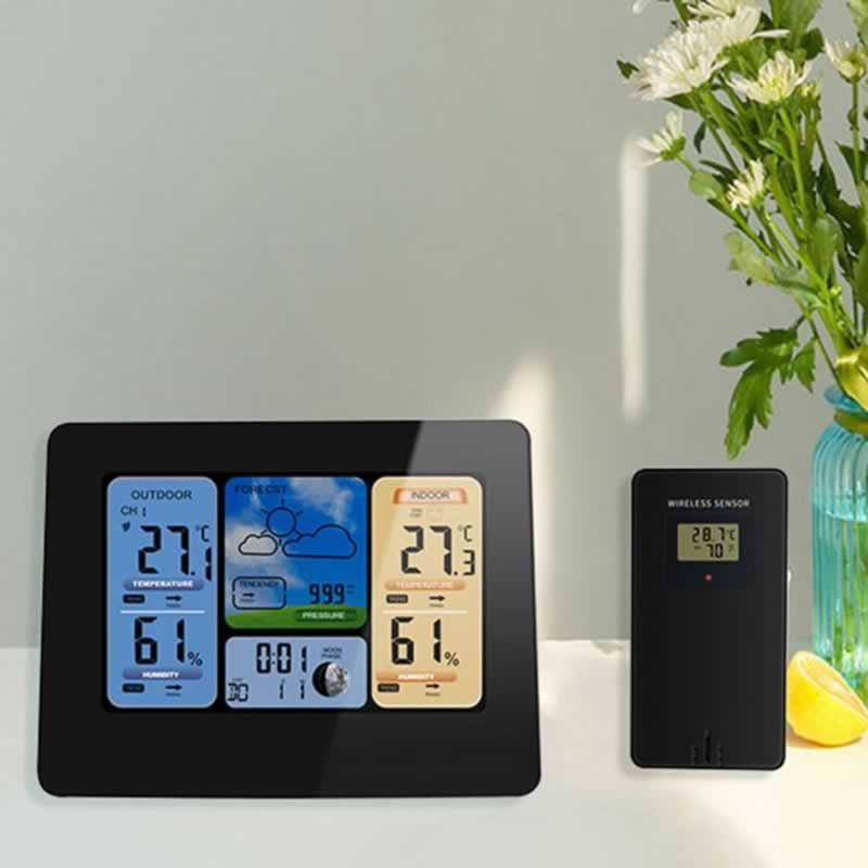 What's the Purpose of a Smart Weather Station - indoor weather station