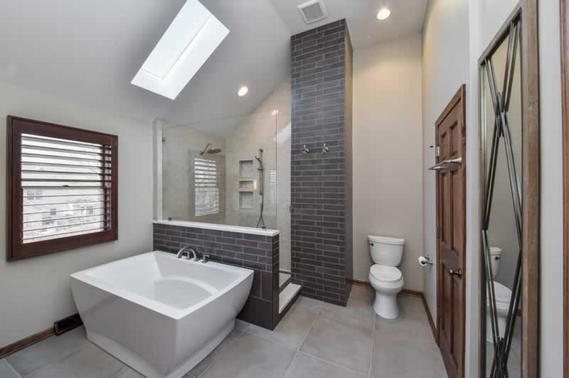 What is new in bathroom Remodeling