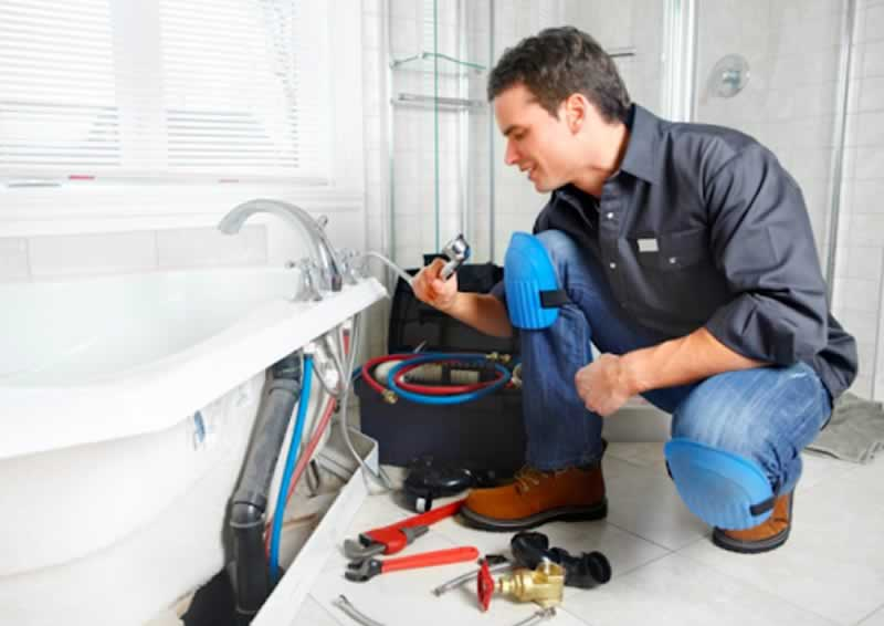 Why Is It So Hard to Find a Good Plumber - repairing bathtub
