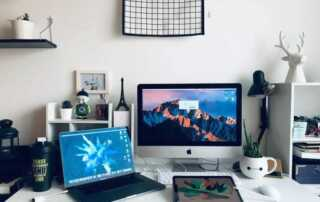4 DIY Projects That Will Help You Create the Home Office of Your Dreams