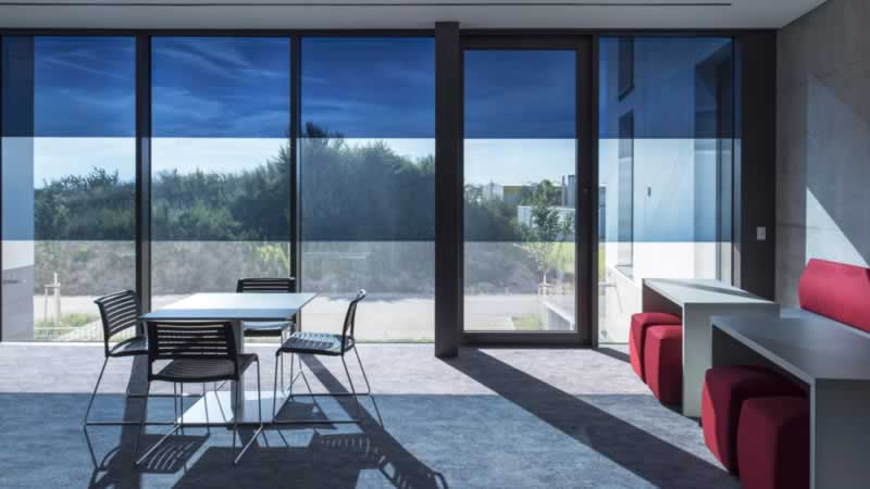 4 modern building techniques that are making eco-friendly homes a reality - electrochromic glass