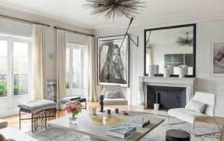 5 Awesome home decor Trends for Summer 2020 - living room