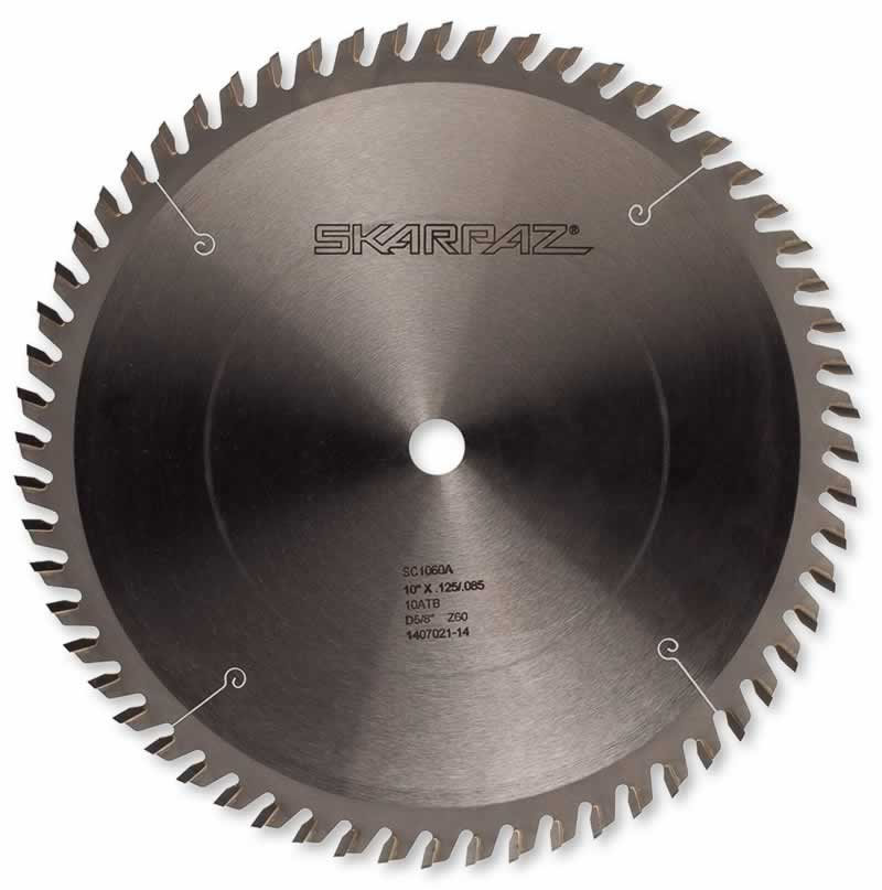 5 Best Table Saw Blades for Woodworkers - cross cutting blade