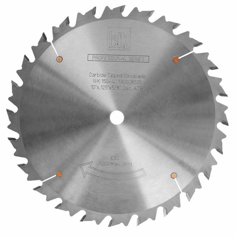 5 Best Table Saw Blades for Woodworkers - ripping saw blade