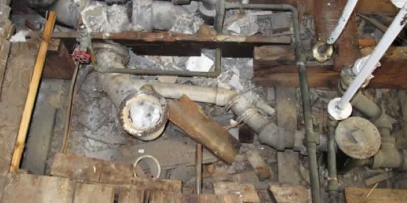 5 Common Plumbing Problems in Old Houses - plumbing problems