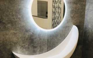 7 Bathroom Updates You Can Do Yourself - mirror