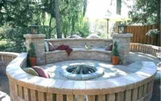 7 Top Summer Home Renovations - fire pit