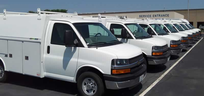 Buying Fleet Vehicles for Your Business - fleet vehicles