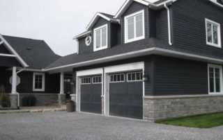 Home Exterior Design Trends - grey shades
