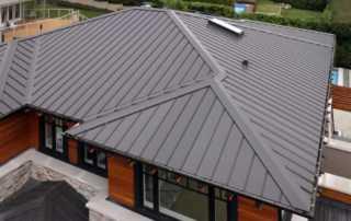 Home Exterior Design Trends - metal roof