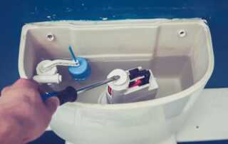 How To Change Toilet Fill Valve