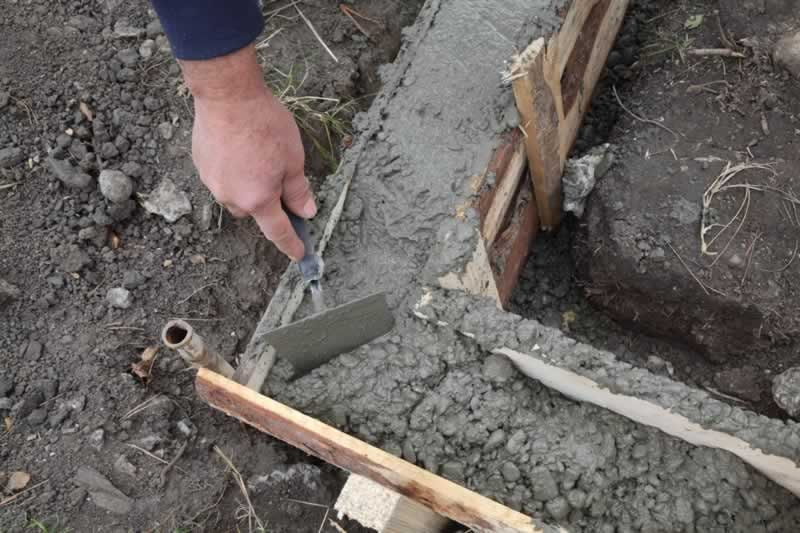 How to Make Homemade Concrete