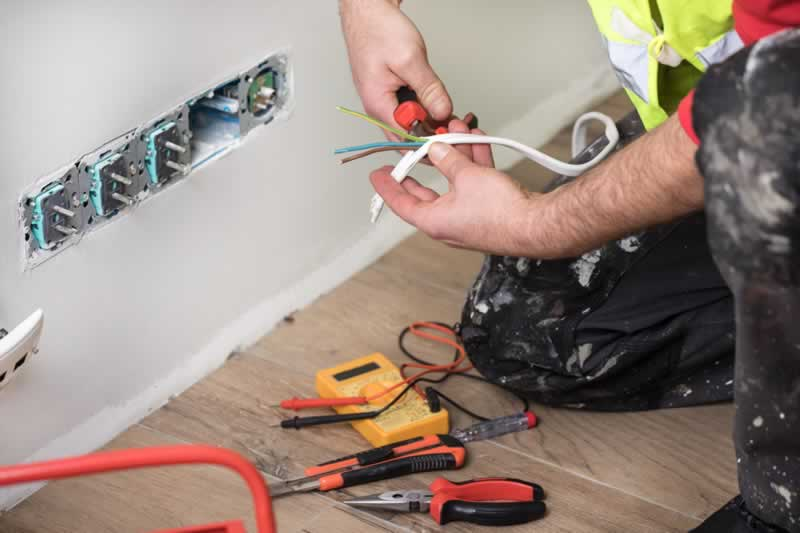 Renovation Planning Tips When Installing New Electrical Wiring - outlets