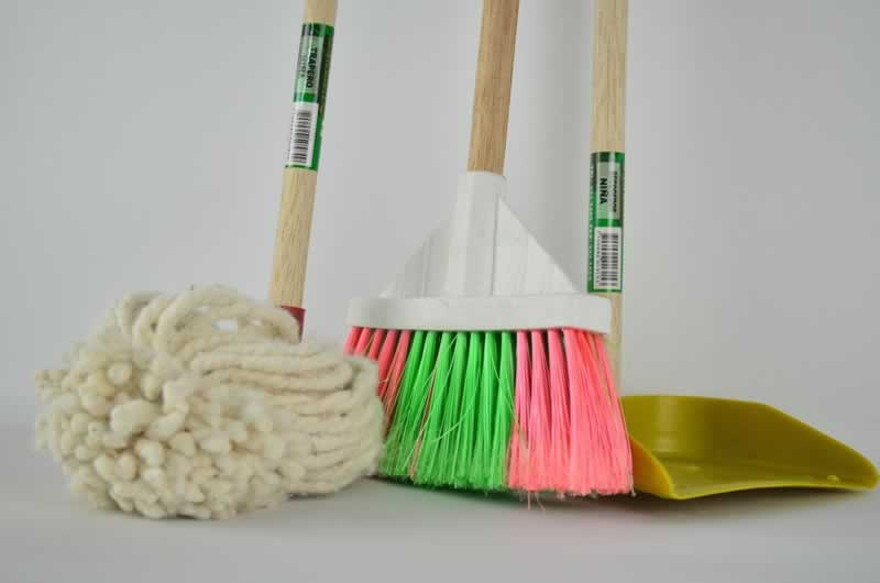 Selecting Among The Best For A Cleaning Firm - brooms