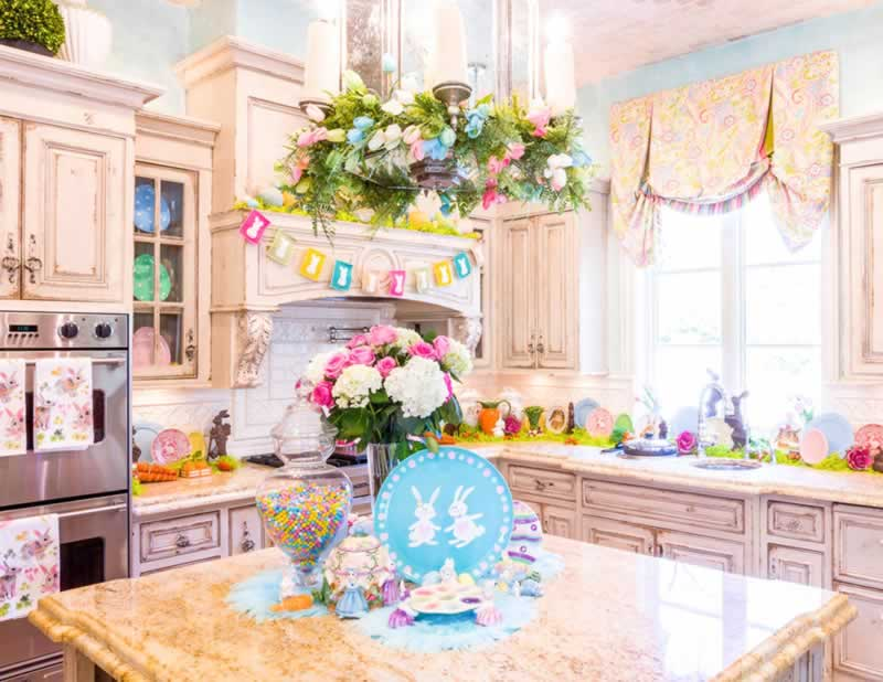 Top Ways to Decorate Your Kitchen This Easter