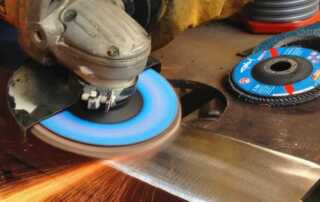 When to Use a Flap Disc