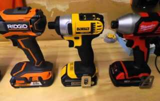 Which impact driver should you purchase