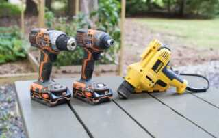 10 Most Important DIY Project Tools To Have Around - cordless drill