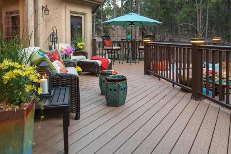 5 Uses for Composite Decking