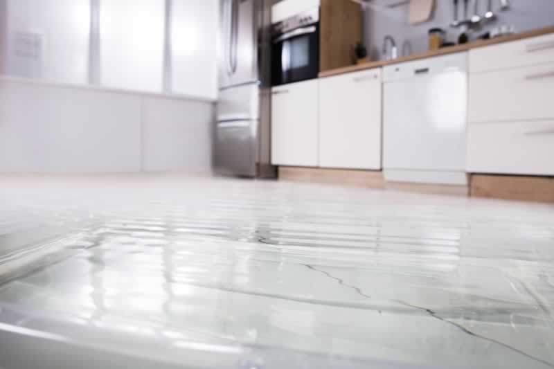 6 Things You Shouldn't Do After Water Damage Occurs in Your Home - kitchen