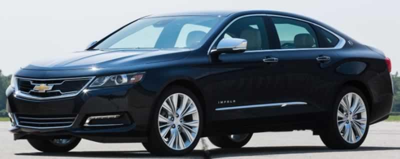 Chevy Impala Brake Components Explained