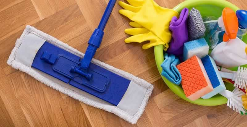 Cleaner Supply List - cleaning supplies