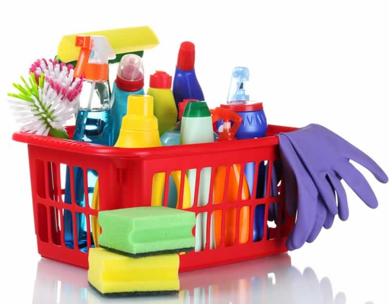 Cleaner Supply List