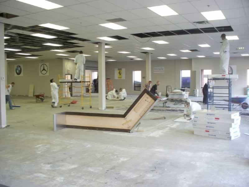 Commercial Water Damage Restoration and How to Deal With Them