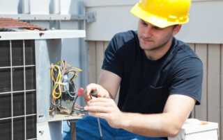 Common AC Repair Questions to Ask Your HVAC AC Company - repairman