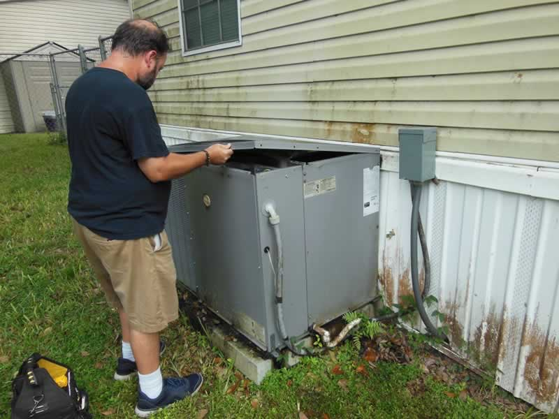 Dangers Associated With DIY Air Conditioner Repair